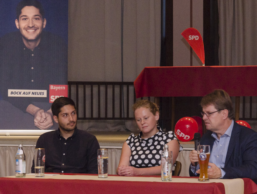 SPD Stegner Maierl 2018 1